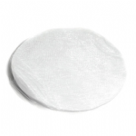 B1258WH Tulle Rounds: 22.5cm: Pack of 100: White